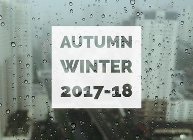 Autumn / hiver 17-18