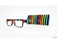 Augenstolz Leesbril Stripes Gaudy
