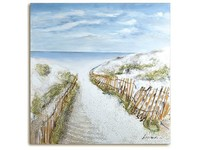 Gilde Painting Dunes-Idyll