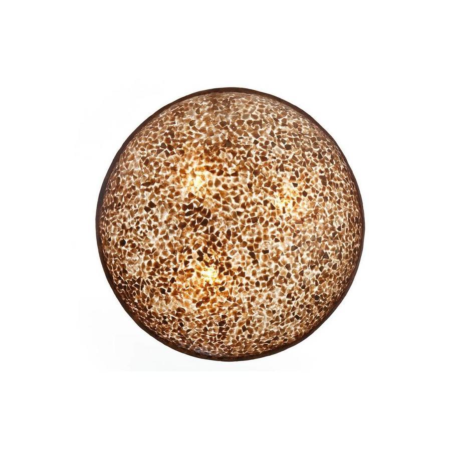 Wangi Gold - wand- of plafondlamp - Moon -  Ø 60 cm