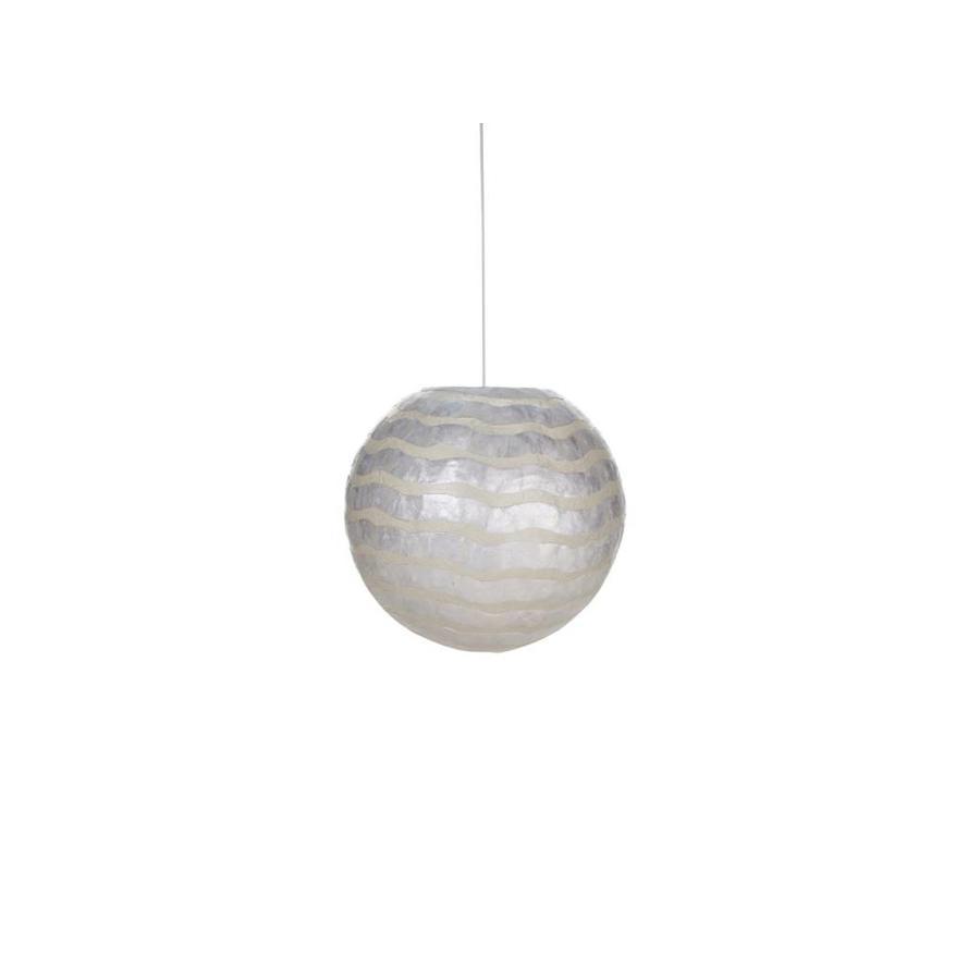 Waves - hanglamp - Hangende bol - Ø 40 cm