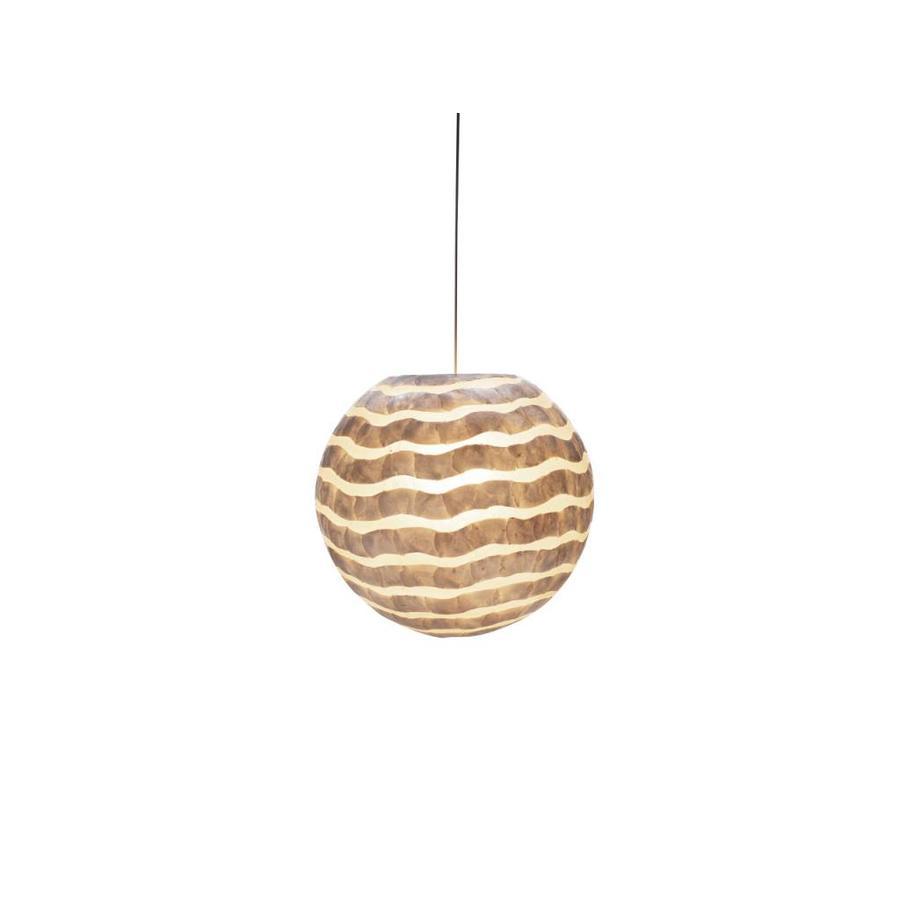 Waves - hanglamp - Hangende bol - Ø 50 cm