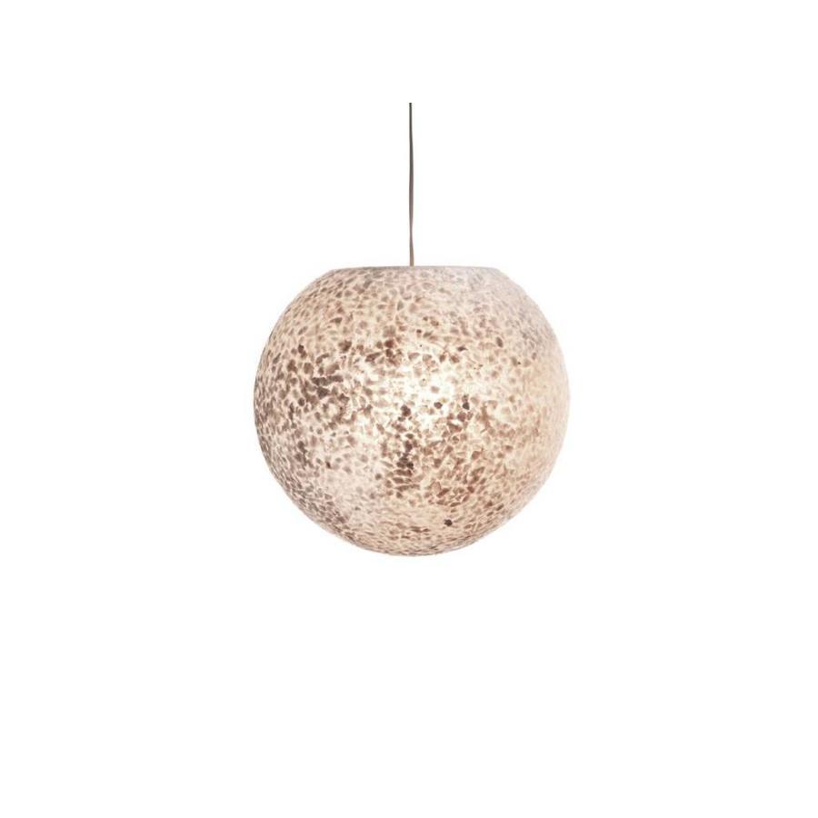 Wangi White - hanglamp - Hangende bol - Ø 40 cm