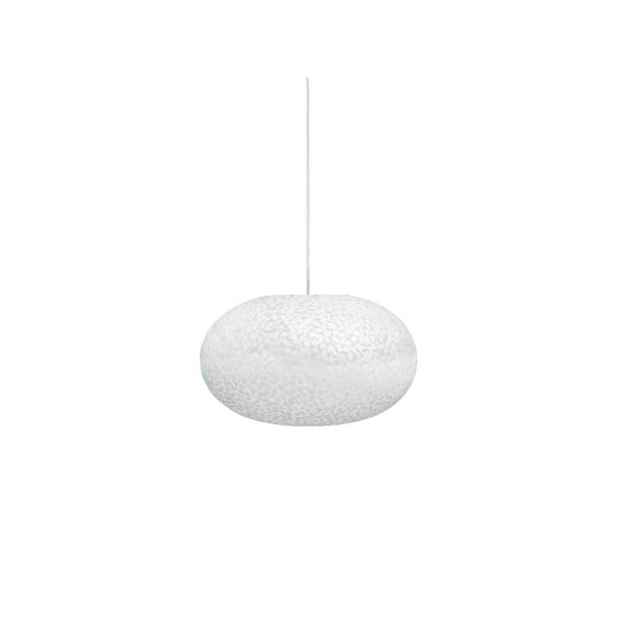 Wangi White - hanglamp - UFO - Ø 40 cm