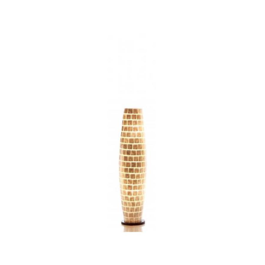 Moni White - vloerlamp - Apollo - 100 cm