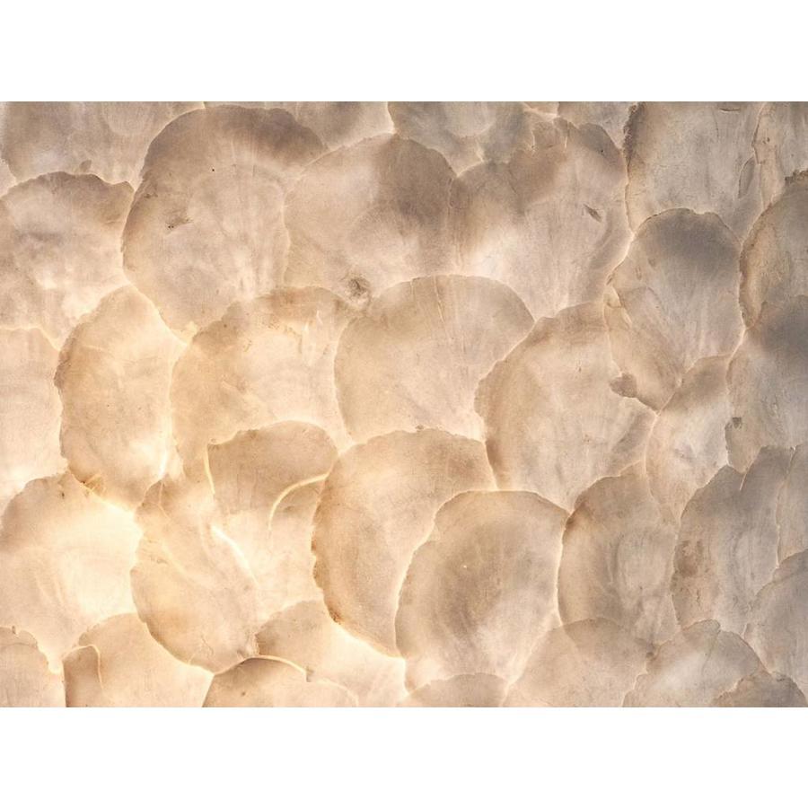 Full Shell - wand- of plafondlamp - Moon Ø 40 cm