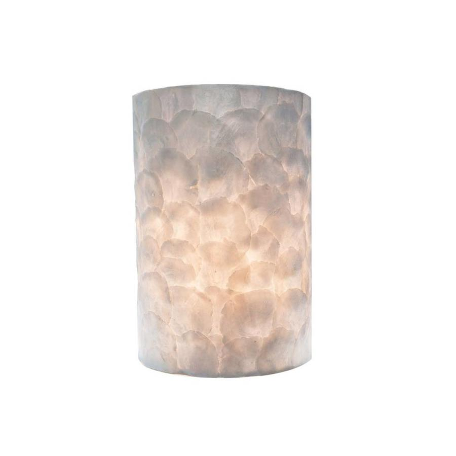 Full Shell - wandlamp - Rectangle klein
