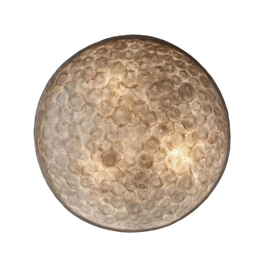 Full Shell - wand- of plafondlamp - Moon Ø 85 cm