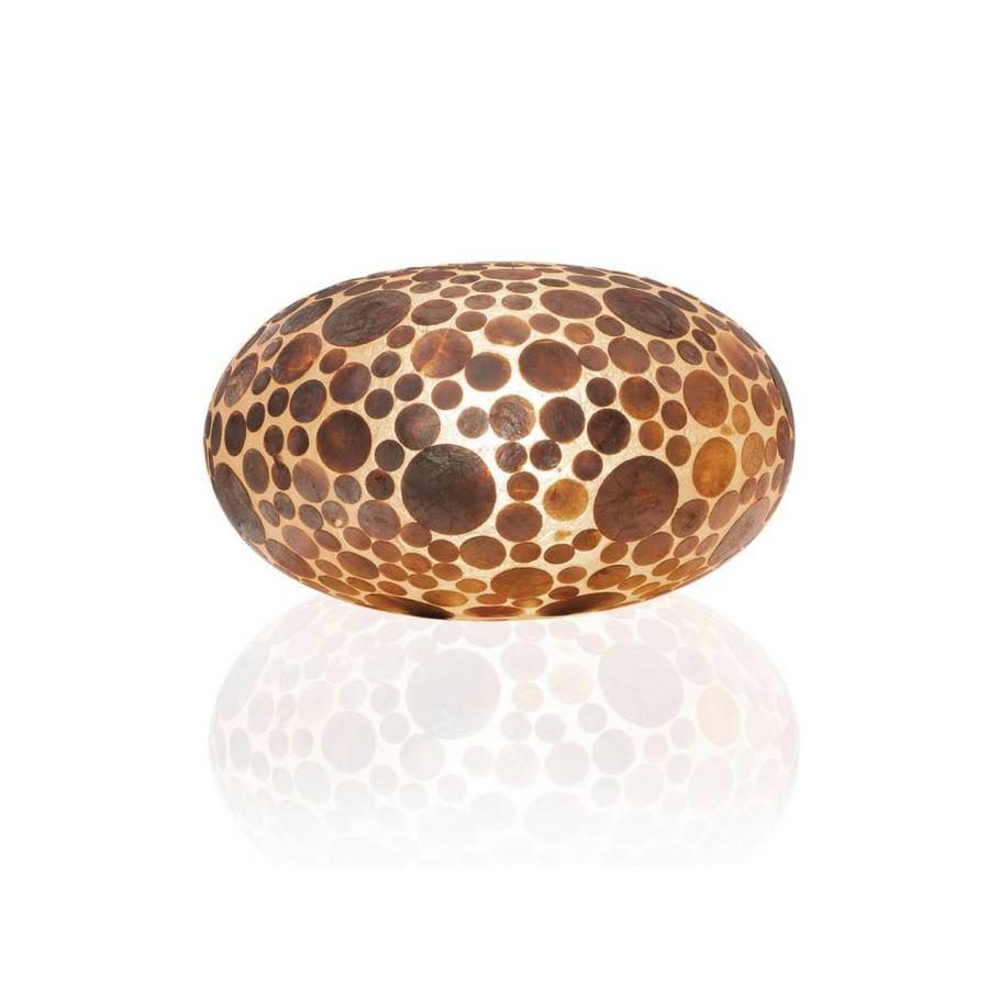 Coin Gold - tafellamp - UFO - Ø 40 cm