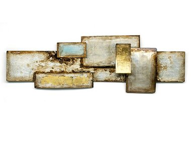 Image land Wall Art Rimmed Rectangles 120x40