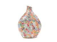 Glass Multicolor - tafellamp - Ui - 35 cm