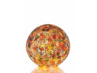 Glass Multicolor - tafellamp - Staande bol - Ø 30 cm