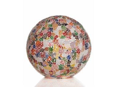 Glass Multicolor - Staande bol - Ø 40 cm