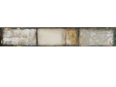Image land Oil Painting Metal Gold Foil 25x150