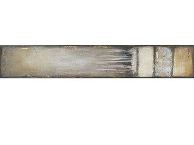 Image land Oil Painting Metal Foil 25x150