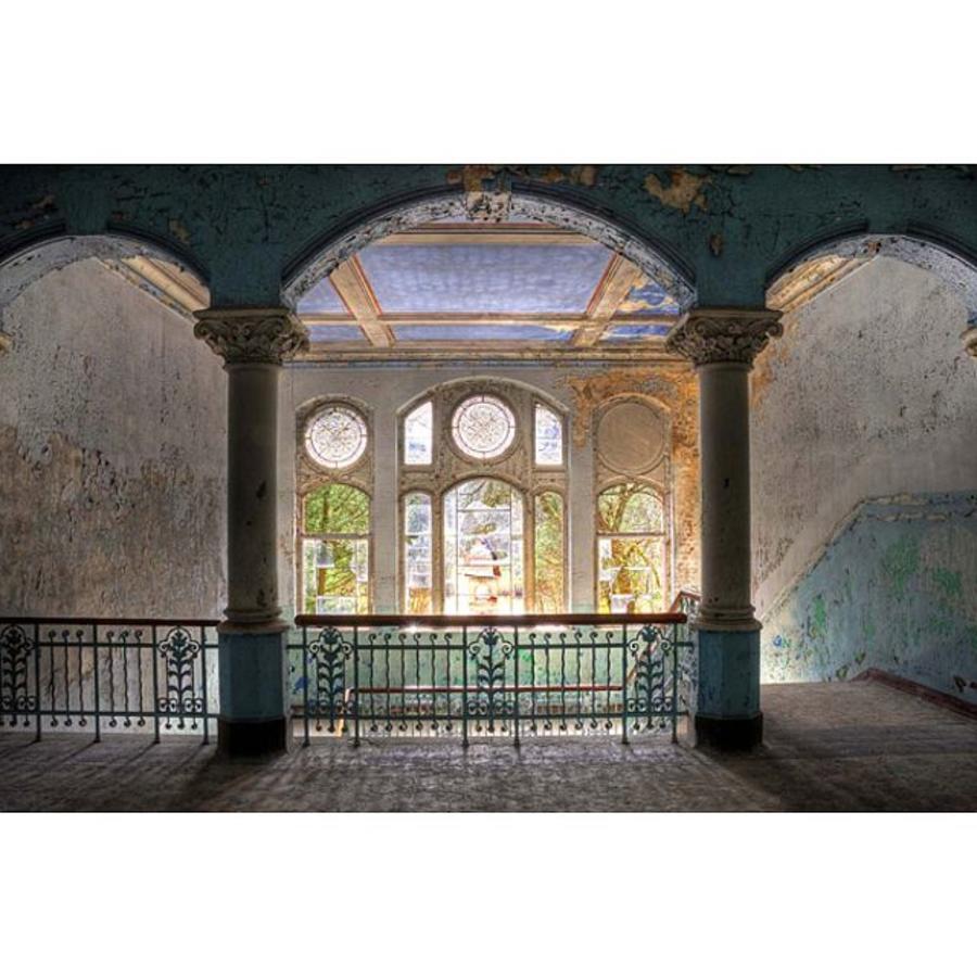 Image land Acryl glas 'Stairs'