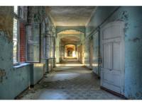 Image land Acryl glas 'Hallway'