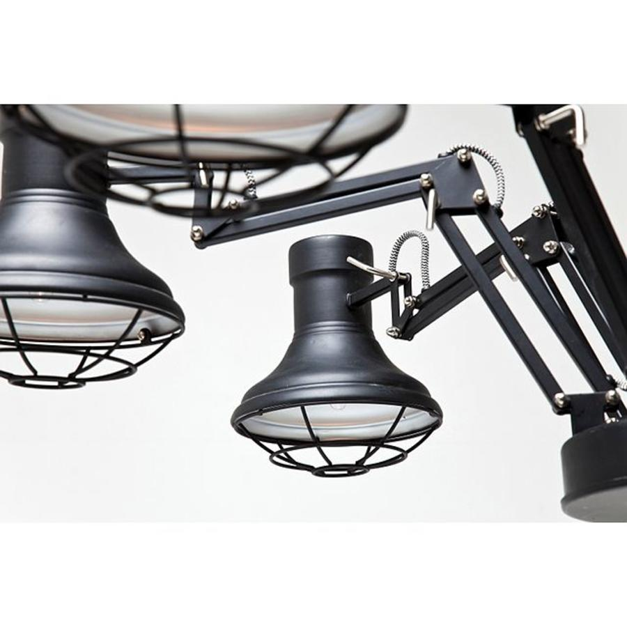 Kare Pendant Lamp Spider Multi 6-lite