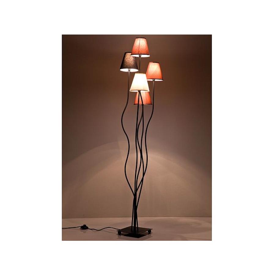 Kare Floor Lamp Flexible Mocca Cinque