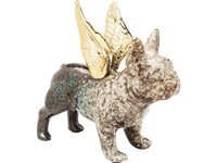 Kare Deco Figurine Angel Wings Dog