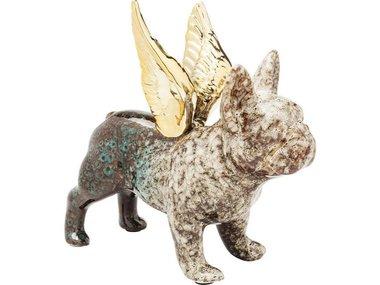 Kare Angel Wings Dog Blue