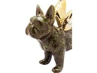 Kare Deco Figurine Angel Wings Dog