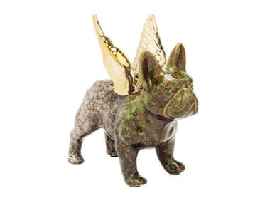 Kare Angel Wings Dog Green