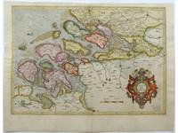 Gouldmaps Zeeland; G. Mercator / H. Hondius - Zelandiae Comitatus - 1633