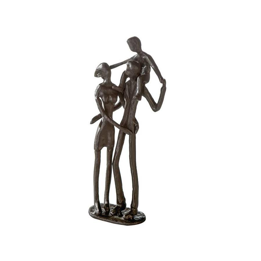 Casablanca Metal-Sculpture 'Parents'
