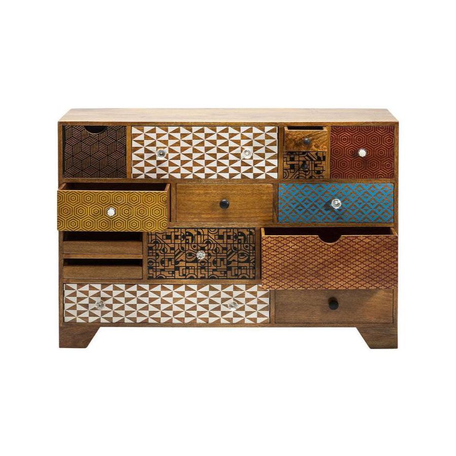 Kare Dresser Soleil 14 Drawer