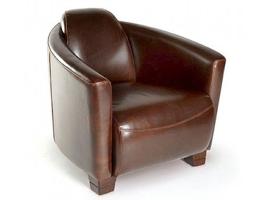La Casa di Caesar Club Chair Heleno Leather