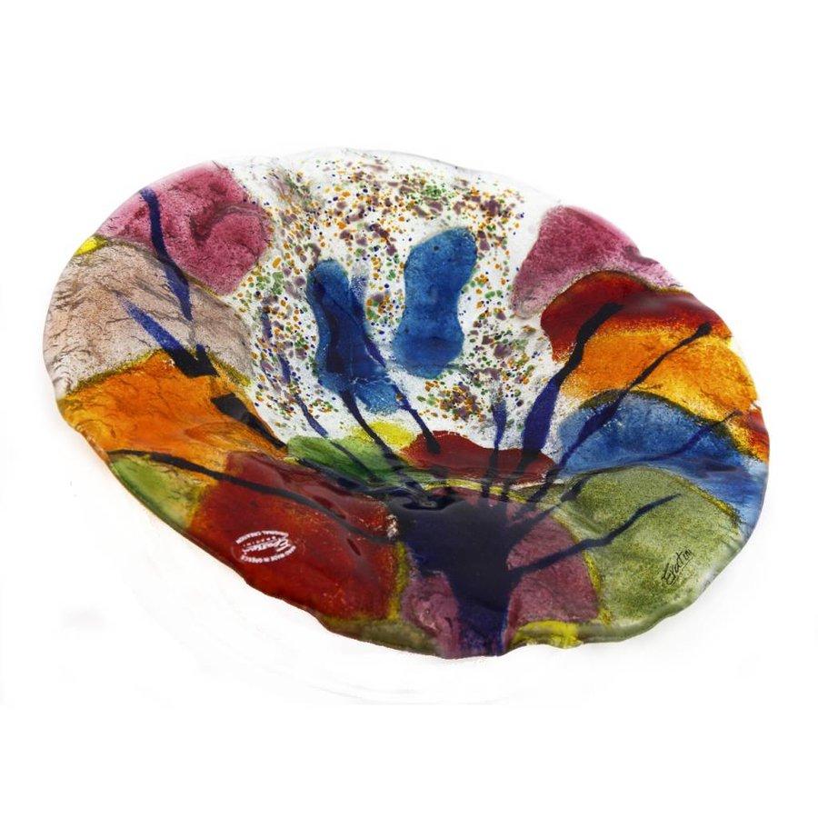 Eratini Multi Coloured Plate