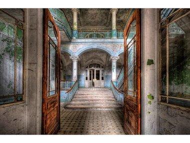 Image land Acryl glas 'Entrance' 80x120