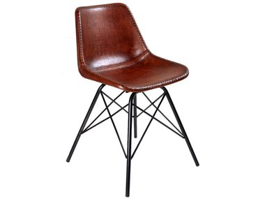 La Casa di Caesar Chair Cow Leather