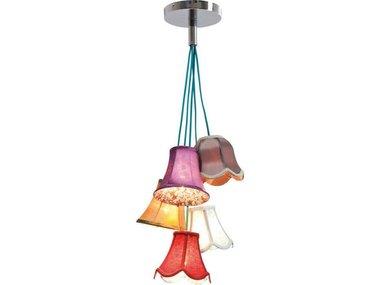 Kare Pendant Lamp Saloon Flowers