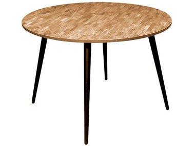 La Casa di Caesar Dining Table Wood Round