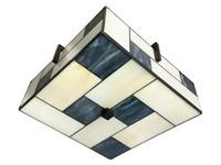 Art Deco Trade Tiffany Plafonnière Mondriaan