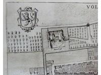 Gouldmaps Vollenhove; J. Blaeu - Vollenhove. - 1649