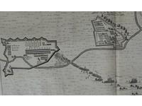 Gouldmaps Coevorden - J. Blaeu - Coevordia Obsessa et Capta (..). - 1649