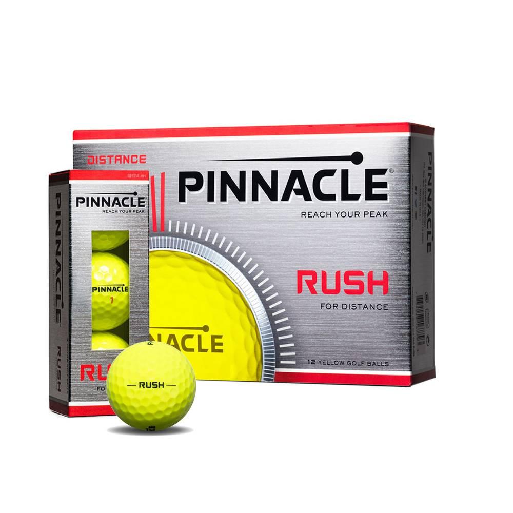 Pinnacle Rush - Geel