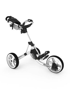 ClicGear 3.5+ 3-wiel trolley - Wit