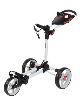 FastFold 3-wiel trolley - Wit