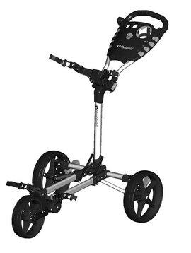 FastFold 3-wiel trolley - Zilver