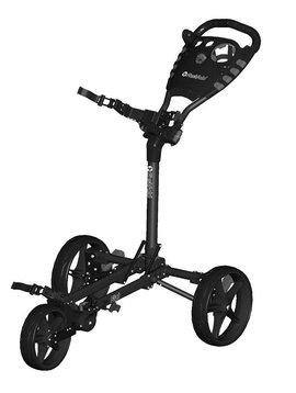 FastFold 3-wiel trolley - Zwart