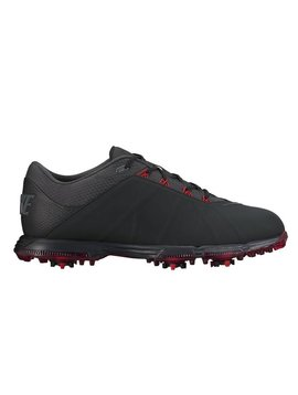 Nike Heren Lunar Fire - Zwart/Rood