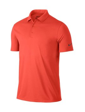 Nike Heren Dry Polo Victory - Oranje