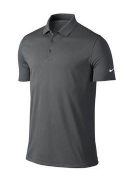 Nike Heren Dry Polo Victory - Grijs