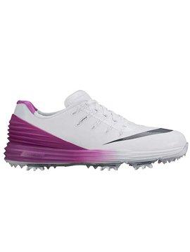 Nike Dames Lunar Control 4 - Wit/Paars