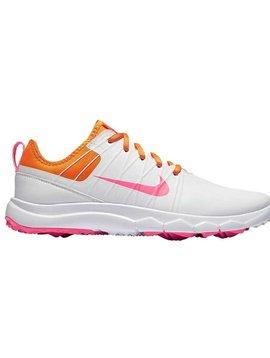 Nike Dames FI Impact 2 - Wit/Roze/Oranje
