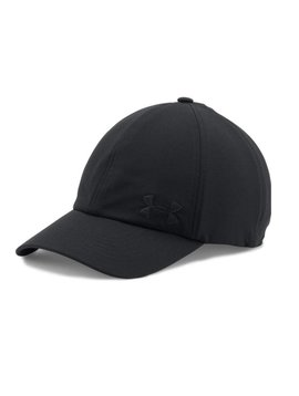 Under Armour Dames Solid Golf Cap - Zwart
